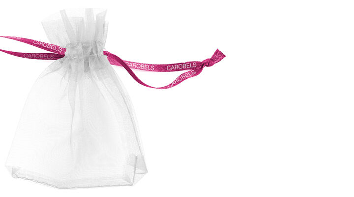 Large organza bag