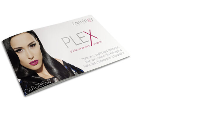 Use Guide - PLEX, Material Promocional - Carobels cosmetic