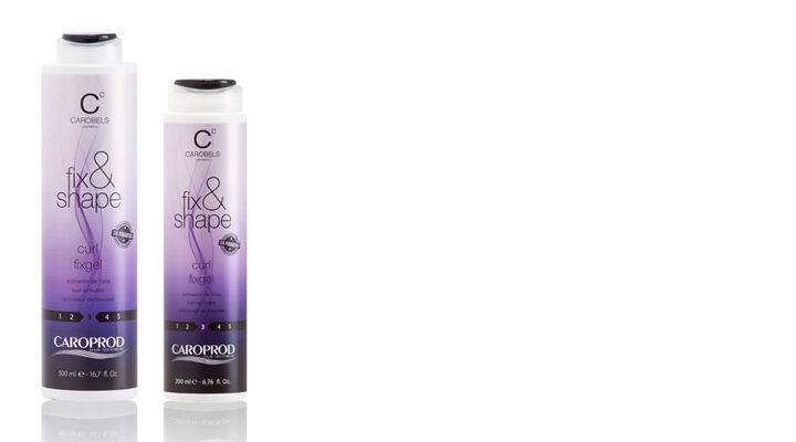 Mousse para cabello rizado sin alcohol