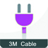 3-meter cable