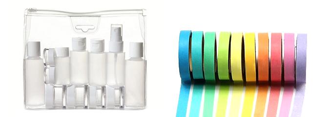 Los cosméticos para la persona en invierno