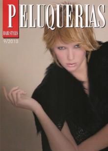 Revista Peluquerias Septiembre de 2010