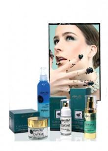 Éxito de acogida de la nueva línea cosmética CAVIAR TENTATION