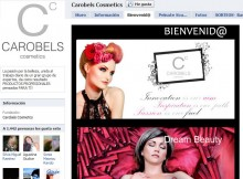 Carobels Cosmetics, closer to you!