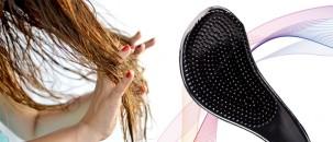 Detangling hair