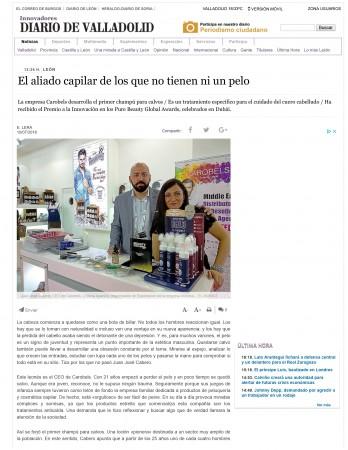 Doctor Bald- Diario El Mundo