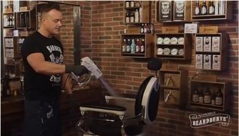 """Beardburys Streamer Gun: La  tecnología al servicio de los peluqueros y barberos ante la """"nueva realidad"""" del Covid-19._streamer gun"""