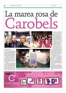 La Cronica 26 de Octubre de 2008