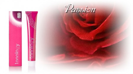 Tonology Hair Dye Colour Passion