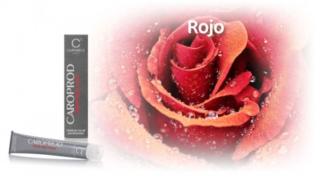 Caroprod Hair Colour. Red