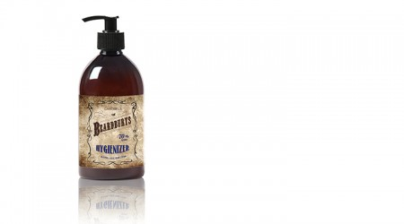 Beardburys Hygienizer 500ml (Gel Hidroalcoholico)
