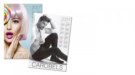 Calendario Carobels 2017