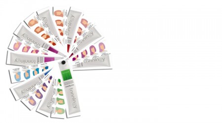 Carta di colore Pure Pigments