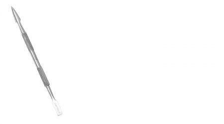 Poussoir à cuticules - 12cm Inox