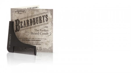 The Perfect Beard Comb