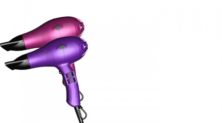 Compact Hairdryer Cinderella Collection
