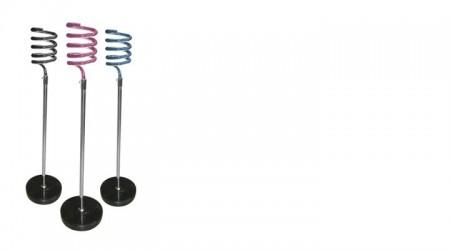 Support sèche-cheveux portable