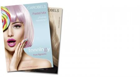 Pastel Mix + PLEX ملصقات مزدوجة