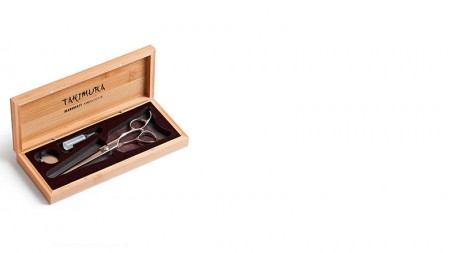 Takimura high-end professional hairdressing scissors
