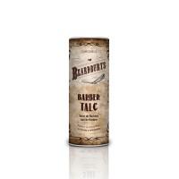 Beardburys Barber Talc_