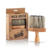 Cepillo de Cuello Barber_Cepillo cuello barberia peluqueria Beardburys