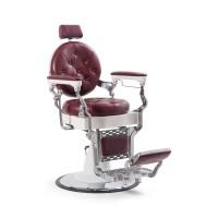 Sillón de barbería Beardburys Tennessee_8431332342049-beardburys-sillon-barbero-tennessee-rojo-lateral-web-1500x1500