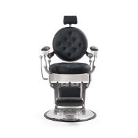 Sillón de barbería Beardburys Tennessee_8431332342056-beardburys-sillon-barbero-tennessee-negro-frontal-web-1500x1500
