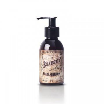 Shampoo for beard and mustache - Free of sulfates