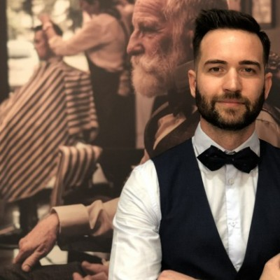 Barber of the month: Antonio Fort