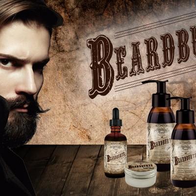 Nueva línea de cuidado masculino para barba y bigote