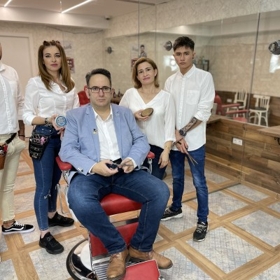 Barber of the Month: David Cortés