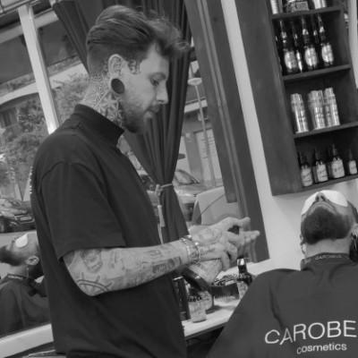 Barber or the month: Miguel Ángel Maya