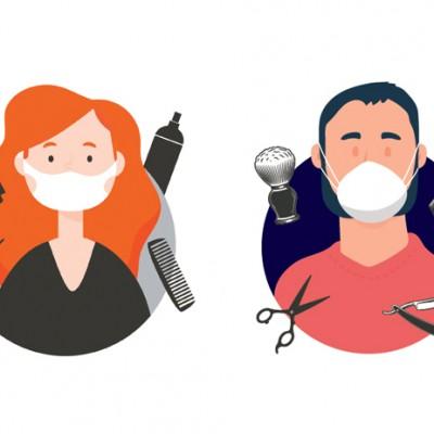 Guia de recomendaciones higiénico sanitarias para salones de pelquería y Barberia.