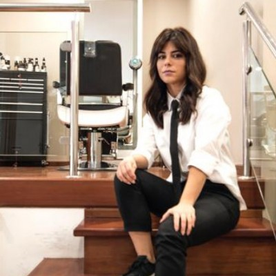 Barber of the month: Sonia Sierra Mato
