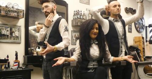 Adriene Melo de The Little Barber Shop