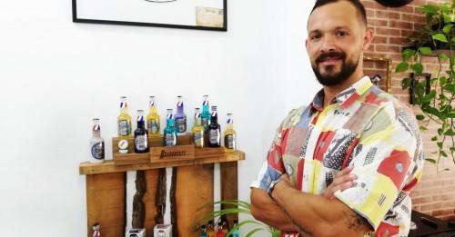 Roberto Villoria, desde Venezuela hasta Mallorca para montar su propia Barber Shop