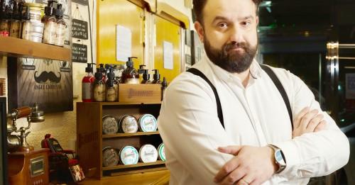 Confesiones de un Barbero - Ángel Carretas