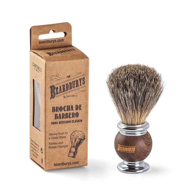 Beardburys Brocha de Afeitado