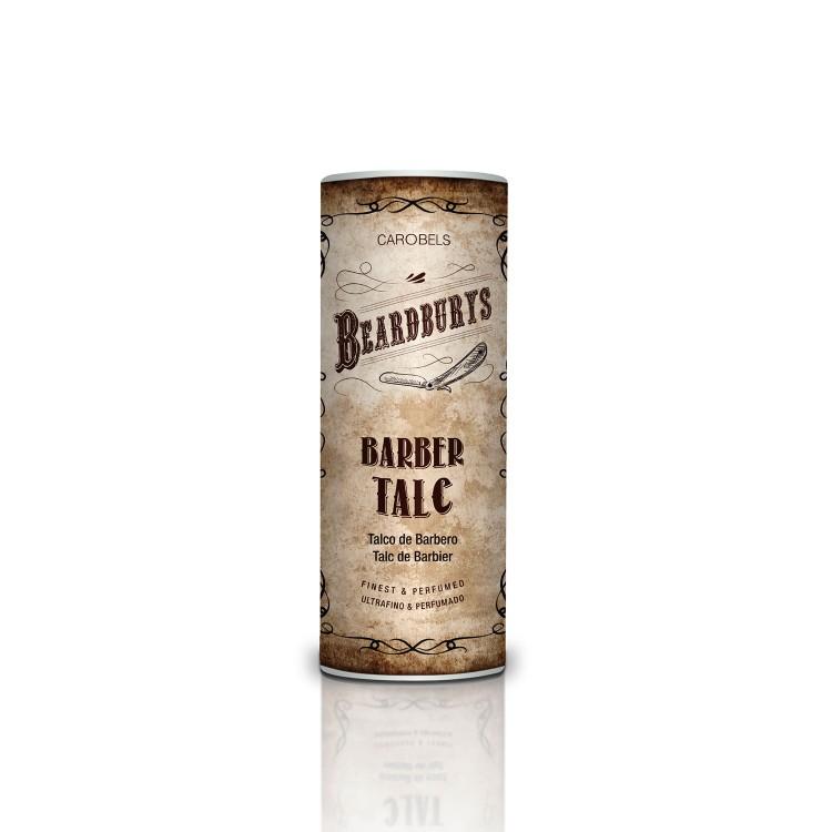 Beardburys Barber Talc