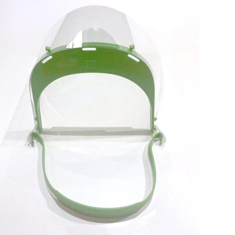 Pantalla De Proteccion Facial Transparente